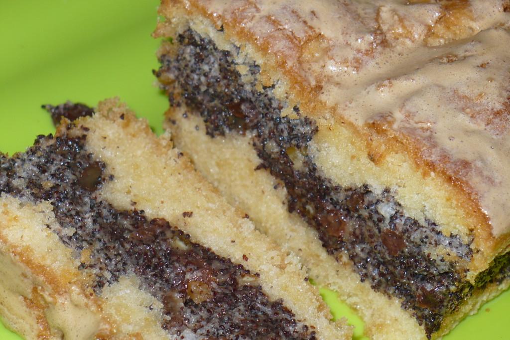Ciasto z makiem.