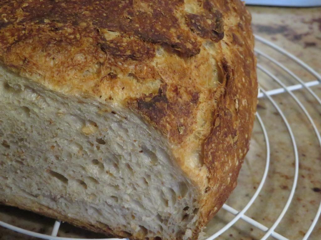 Chleb z garnka rzymskiego