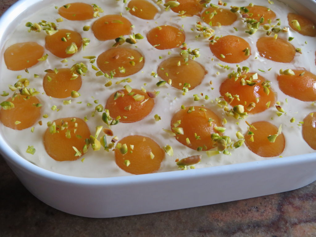 Ciasto jajka sadzone.