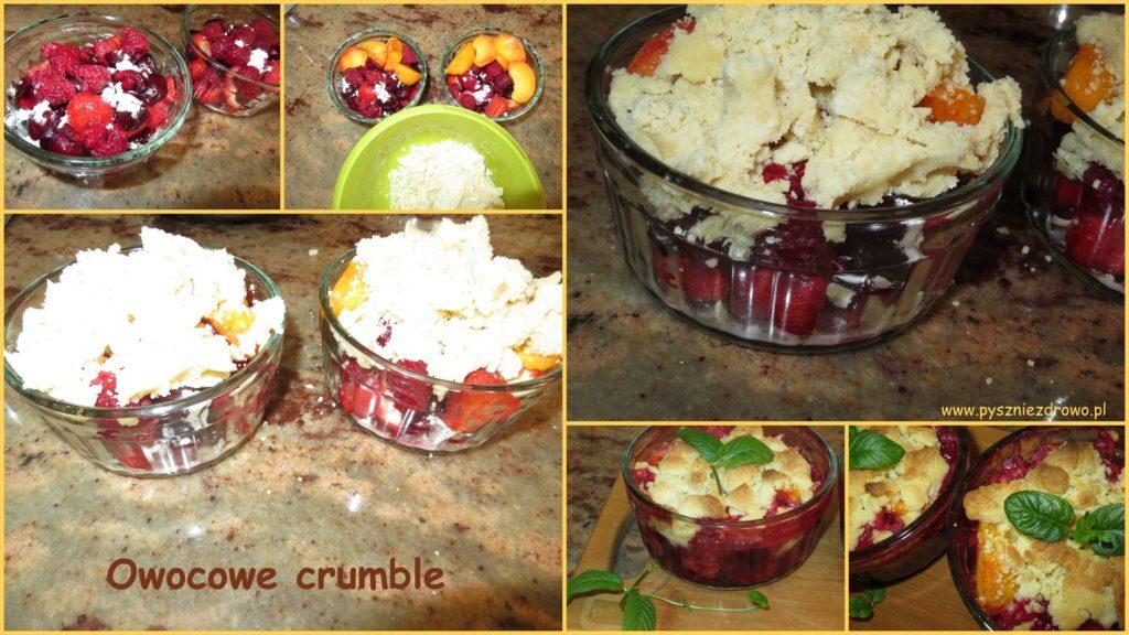 Owocowe crumble